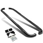 Dodge Durango 2004-2010 Black Nerf Bars