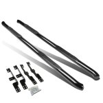 2008 Honda Pilot Black Nerf Bars