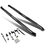 Ford Explorer 2011-2014 Black Nerf Bars