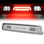Chevy Colorado 2015-2020 Clear Tube LED Third Brake Light