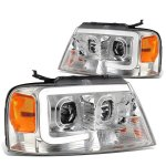 Lincoln Mark LT 2006-2008 Projector Headlights Tube DRL