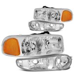 2006 GMC Sierra Denali Headlights