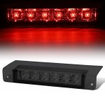 GMC Savana 2003-2017 Smoked LED Third Brake Light