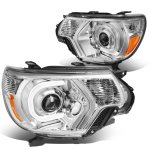 Toyota Tacoma 2012-2015 Projector Headlights Tube DRL