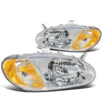 Kia Sephia 1998-2001 Headlights