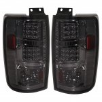 1999 Ford Expedition Smoked LED Tail Lights