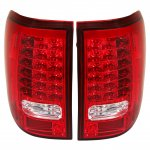 2002 Ford Explorer LED Tail Lights