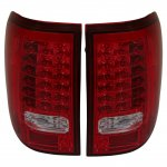 Ford Explorer 2002-2005 Tinted LED Tail Lights