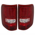 2004 Ford F150 LED Tail Lights