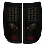 2007 Ford F150 Smoked LED Tail Lights