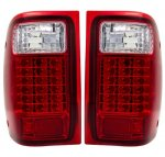 1998 Ford Ranger LED Tail Lights
