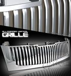 2005 Cadillac Escalade Chrome Vertical Grille