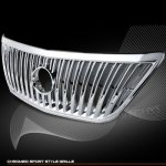 Lexus RX400h 2006-2006 Chrome Vertical Grille