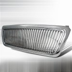 2004 Ford F150 Chrome Vertical Billet Grille