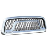 2014 Dodge Ram 1500 Chrome Mesh Grille