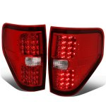 2013 Ford F150 LED Tail Lights