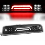 2010 Dodge Ram 3500 Black Tube LED Third Brake Light