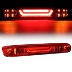 2013 Chevy Silverado 2500HD Tube LED Third Brake Light
