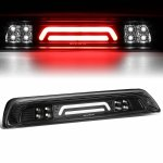 2008 Toyota Tundra Black Tube LED Third Brake Light