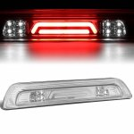 2014 Toyota Tundra Clear Tube LED Third Brake Light