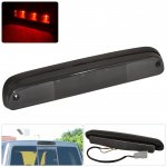 2002 Ford F250 Super Duty Black Smoked LED Third Brake Light