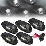 Ford F150 1987-1991 Tinted White LED Cab Lights