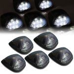 Ford F550 Super Duty 1999-2007 Tinted White LED Cab Lights