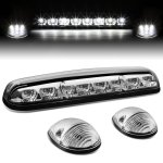 Chevy Silverado 2002-2006 Clear White LED Cab Lights