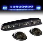 Chevy Silverado 2002-2006 Tinted Blue LED Cab Lights