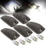 Chevy Suburban 1992-1999 Tinted White LED Cab Lights
