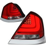 2010 Ford Crown Victoria Tube LED Tail Lights