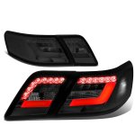 Toyota Camry 2010-2011 Smoked Tube LED Tail Lights