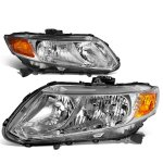 Honda Civic 2012-2015 Headlights