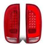 Toyota Tacoma 2005-2015 Tube LED Tail Lights