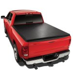 Dodge Ram 3500 2010-2018 Standard Bed Soft Tri Fold Tonneau Cover