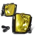 Dodge Ram 1500 2013-2018 Yellow Fog Lights Kit