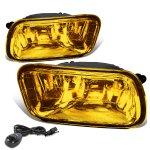 Dodge Ram 2009-2012 Yellow Fog Lights Kit