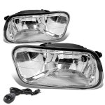 Dodge Ram 2009-2012 Fog Lights Kit