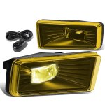 2007 Chevy Silverado 2500HD Yellow LED Fog Lights