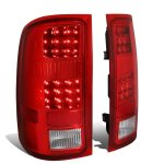 2009 GMC Sierra LED Tail Lights