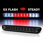 Chevy Colorado 2004-2012 Smoked Flash LED Third Brake Light