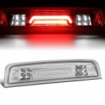 2010 Dodge Ram 2500 Clear Tube Flash LED Third Brake Light