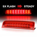2010 Dodge Ram 2500 Flash LED Third Brake Light