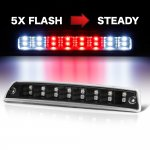 Dodge Ram 2500 1994-2002 Black Flash LED Third Brake Light