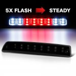 1997 Dodge Ram Black Smoked Flash LED Third Brake Light
