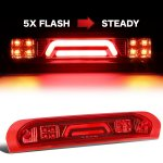 2005 Dodge Ram Tube Flash LED Third Brake Light