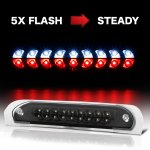 Dodge Ram 2002-2008 Black Flash LED Third Brake Light