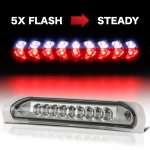 Dodge Ram 2002-2008 Clear Flash LED Third Brake Light
