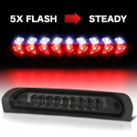 Dodge Ram 2002-2008 Smoked Flash LED Third Brake Light