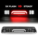 Lincoln Mark LT 2006-2008 Black Tube Flash LED Third Brake Light